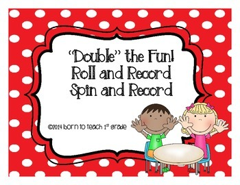 Subtraction Double Fact Roll or Spin and Record