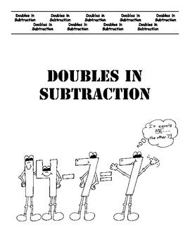 Subtraction Doubles