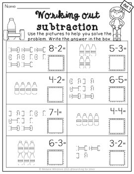 Subtraction EXTRA PRACTICE