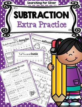 Subtraction EXTRA PRACTICE