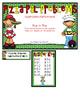 Subtraction Eleven Facts: Pizza Pal Problems File Folder Game