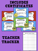 Subtraction Fact Fluency Clip Chart (Emoji Theme)