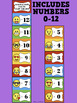 Subtraction Fact Fluency Clip Chart (Emoji Theme)
