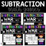 Subtraction Fact Practice