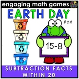 Subtraction Facts (0-20) Game