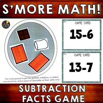 Subtraction Facts (0-20)