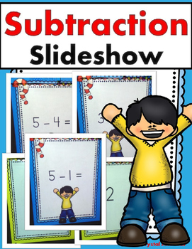 Subtraction Facts Fluency Powerpoint Slideshow (From 5 and 10)