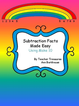 Subtraction Facts Made Easy