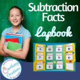 Subtraction Facts Practice Lapbook