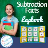 Lapbook: Subtraction Facts Practice