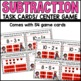 Subtraction Facts to 10 Task Cards