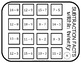 Subtraction Facts within 20 Number Sort, Matching Game, Includes TEN versions!