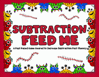 Subtraction Feed Me
