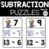 Subtraction First Grade