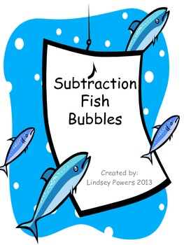 Subtraction Fish Bubbles