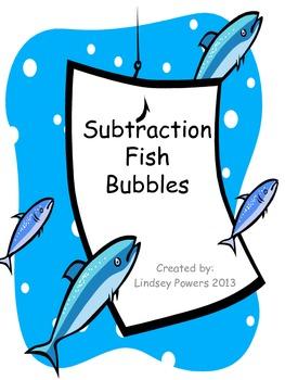 Subtraction Fish Bubbles