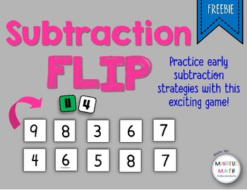 Subtraction Flip!