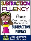 Subtraction Fluency