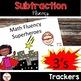 Subtraction Fluency (Superhero Theme)