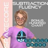 Subtraction Fluency Worksheets Google Drive