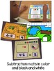 Subtraction Fun Worksheets and Activity Set for Young Learners