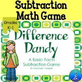 Subtraction Game: Difference Dandy