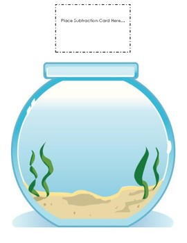 Subtraction Game (Fish Theme)