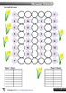 Subtraction Game - Flower Seeds