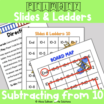 Subtraction Game: From 10
