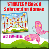 Addition & Subtraction Game - Gulugufe (Butterfly) - Basic Fact Practice