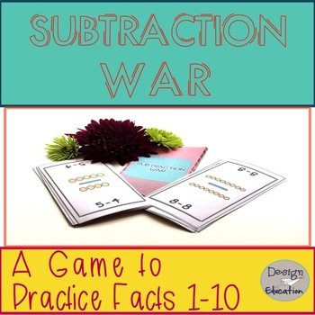 Subtraction Game War