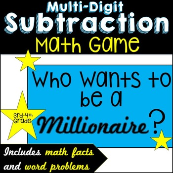 Subtraction Game ~Who Wants To Be a Millionaire?~