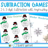 Two and Three Digit Subtraction with Regrouping