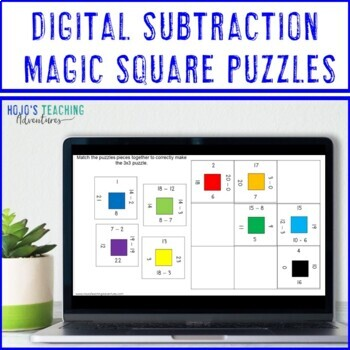 Subtraction Games | Subtraction Activities | Subtracting Centers & Stations 0-20