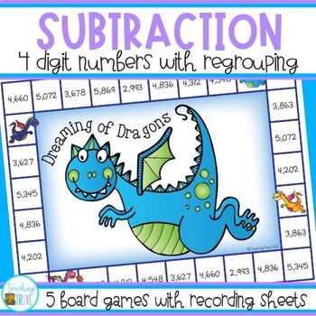 how to teach subtraction with regrouping to garde 1