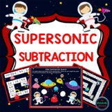 Space Subtraction Games and Activities