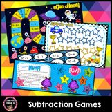 Subtraction Games BTSdownunder