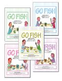 Subtraction Go Fish ♥ BUNDLE ♥