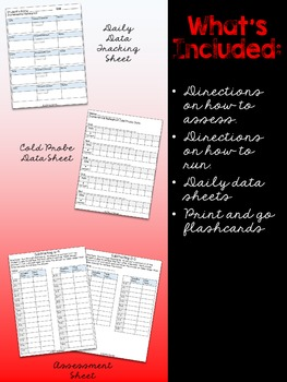 Subtraction Incremental Rehearsal Intervention Pack