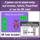Subtraction Interactive Math Games {Love Bug} Bundle
