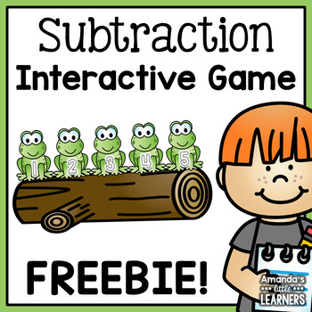 Subtraction Interactive Tool - Free