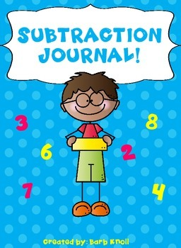 Subtraction Journal