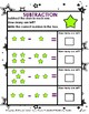 Subtracting with Pictures -Find the Difference- Kindergarten Grade 1 (1st Grade)