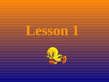 Subtraction Lesson