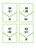 Subtraction Matching