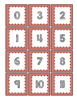 Subtraction Math Centers