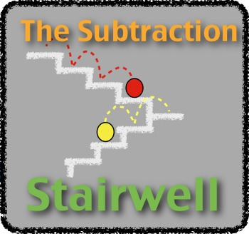 Subtraction Stairwell Game