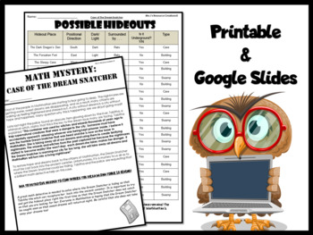Subtraction Review Math Mystery Activity - Subtracting within 1000