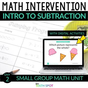 Subtraction to 10 | 1st Grade Math Unit