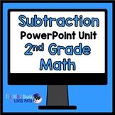 Subtraction Math Unit 2nd Grade Common Core